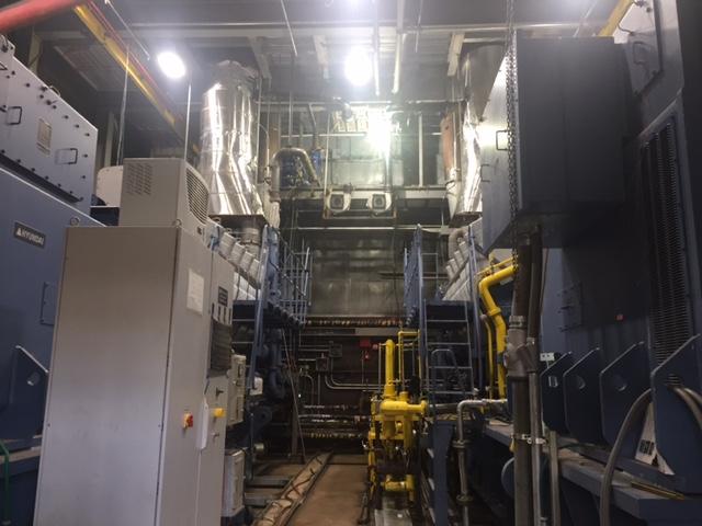 Large Engine Lead Mechanic – New York City, NY