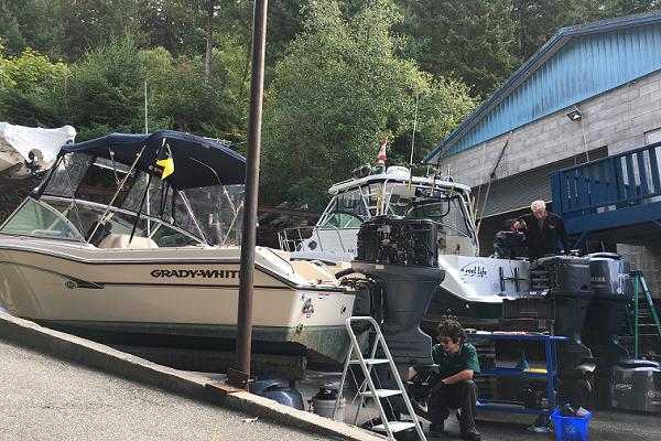 Marine Technician – Lions Bay, BC