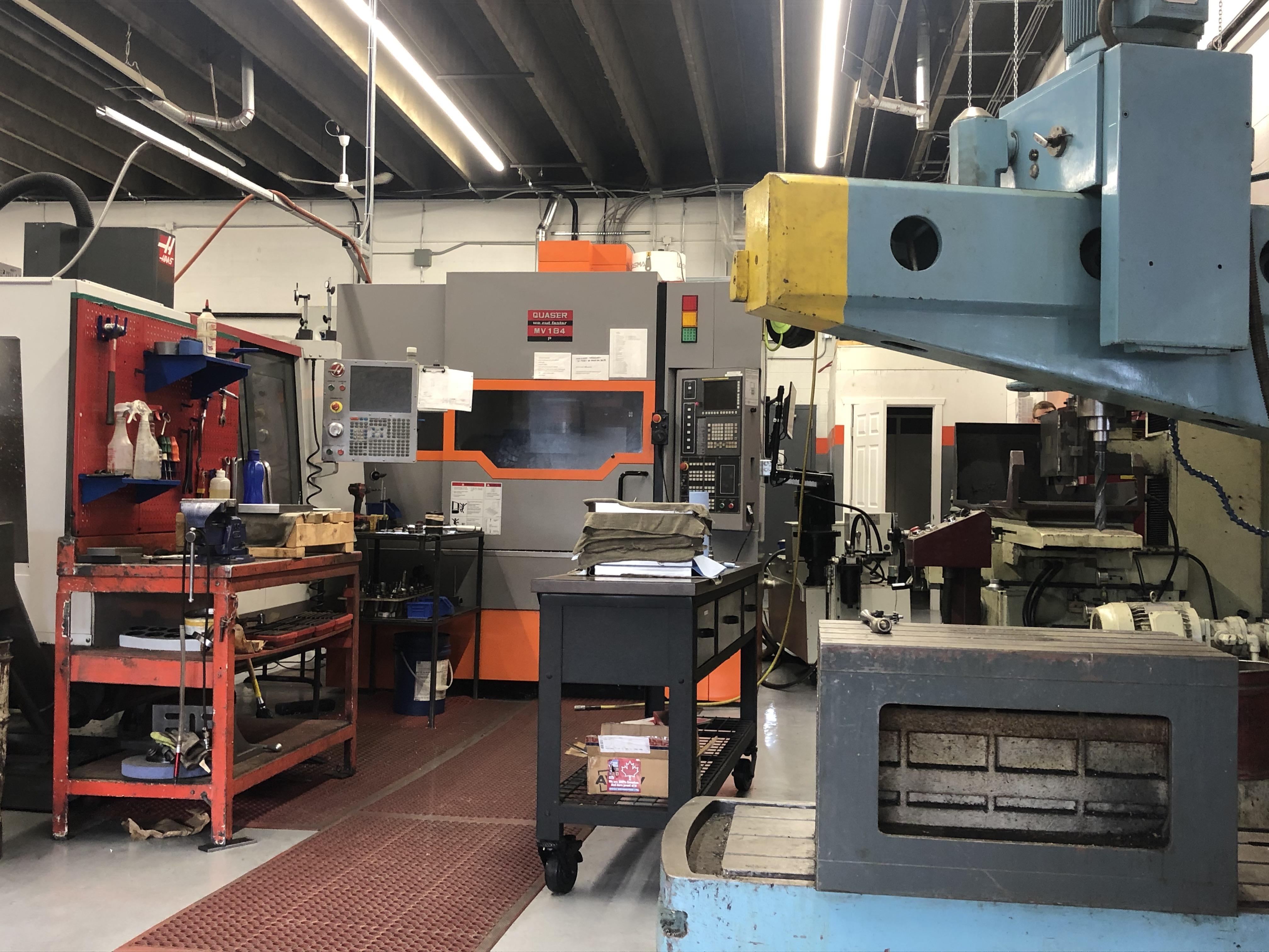 CNC Machinist – Prince George, BC